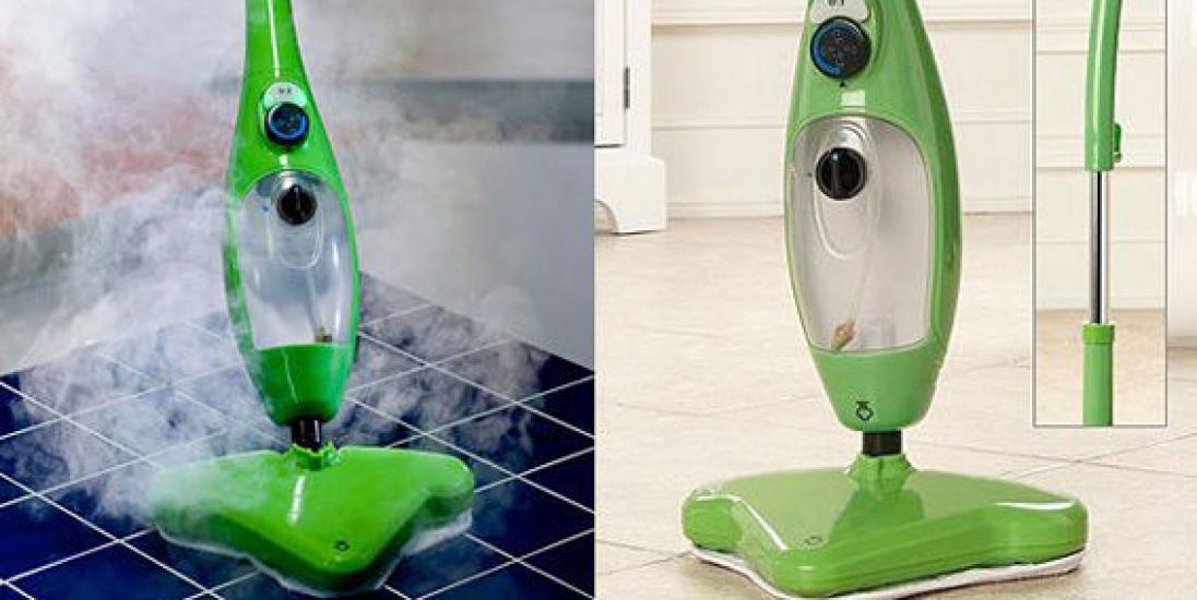 Фото - Паровая швабра H2O Mop X5  купить в киеве на подарок, цена, отзывы