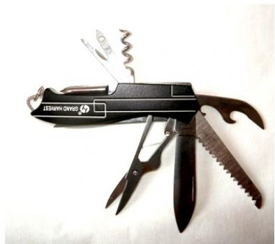 Фото - Нож Multi-Function черный купить в киеве на подарок, цена, отзывы