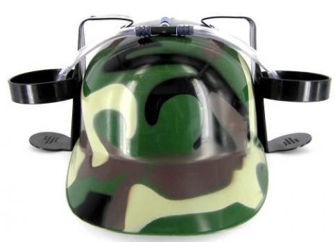Фото - Шлем для пива Камуфляжный купить в киеве на подарок, цена, отзывы
