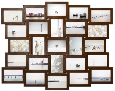 Фото - Мультирамка Венге на 25 фото купить в киеве на подарок, цена, отзывы