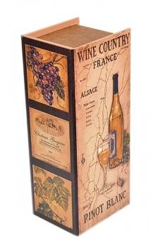 Фото - Бутыльник Франция купить в киеве на подарок, цена, отзывы