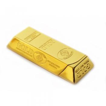 Фото - Зажигалка Золотой слиток купить в киеве на подарок, цена, отзывы