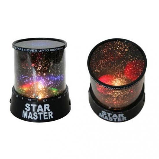 Фото - Проектор звездного неба STAR MASTER купить в киеве на подарок, цена, отзывы