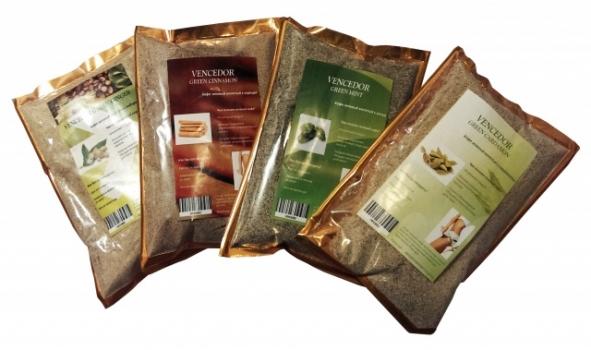 Фото - Кофе зеленый молотый с Имбирем 250г купить в киеве на подарок, цена, отзывы