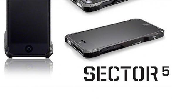 Фото - Чехол бампер Element Case Sector 5 First Edition для iPhone 5 купить в киеве на подарок, цена, отзывы
