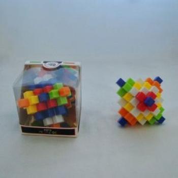Фото - Головоломка цветная Куб купить в киеве на подарок, цена, отзывы