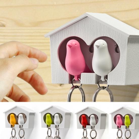 Фото - Птички в скворечнике - набор для двоих купить в киеве на подарок, цена, отзывы