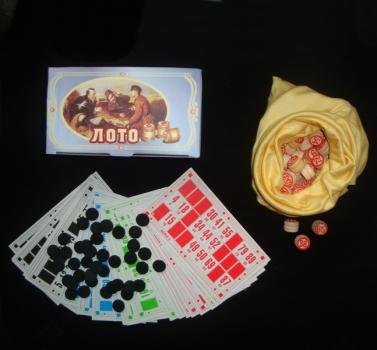 Фото - Развивающая игра Лото Русское купить в киеве на подарок, цена, отзывы