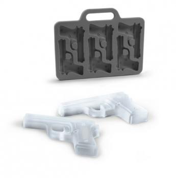 Фото - Формы для льда Пистолеты купить в киеве на подарок, цена, отзывы