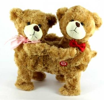 Фото - Мишки Together-Forever танцуют купить в киеве на подарок, цена, отзывы