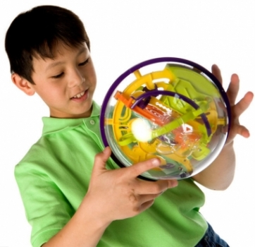 Фото - Игрушка-головоломка ШАР-ЛАБИРИНТ купить в киеве на подарок, цена, отзывы