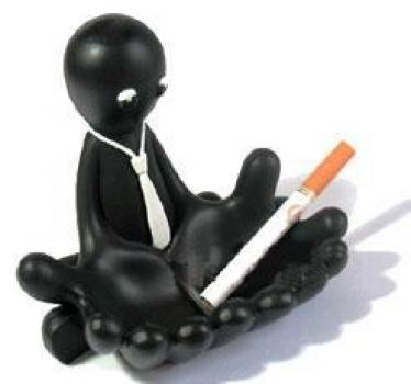 Фото - Пепельница большие руки Mr.P купить в киеве на подарок, цена, отзывы