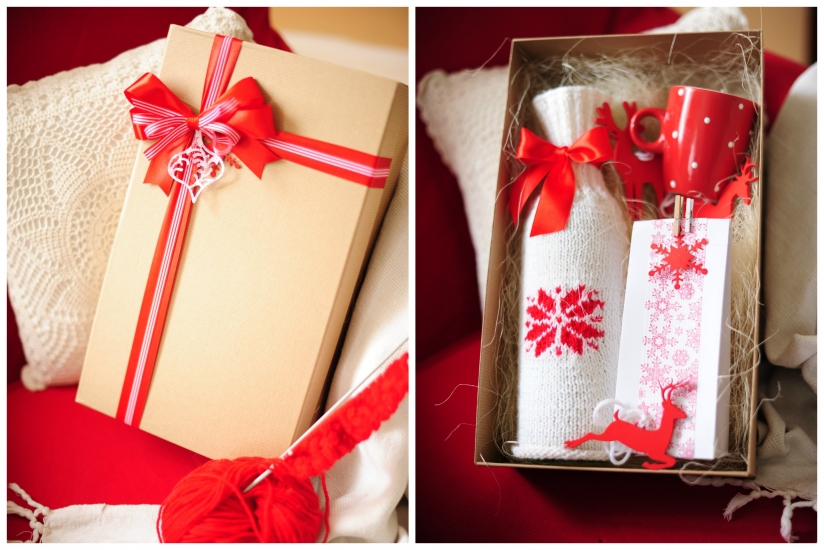 Подарки для сотрудников своими руками