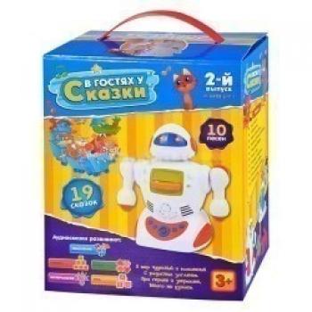 Фото - Робот-сказочник  купить в киеве на подарок, цена, отзывы