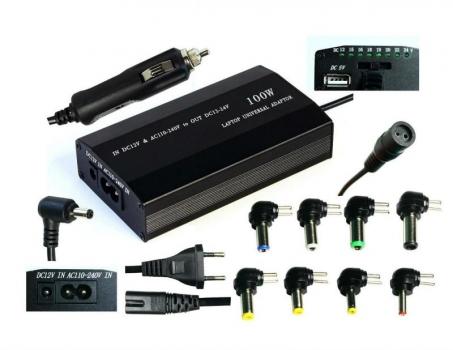 Фото - Автомобильное универсальное зарядное устройство купить в киеве на подарок, цена, отзывы