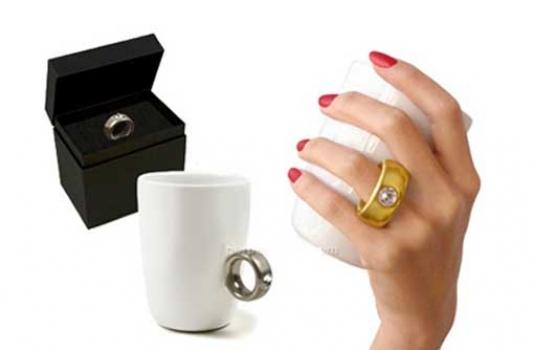 Фото - Чашка с бриллиантом купить в киеве на подарок, цена, отзывы