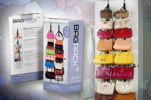 Фото - Органайзер для сумок Вag rack купить в киеве на подарок, цена, отзывы