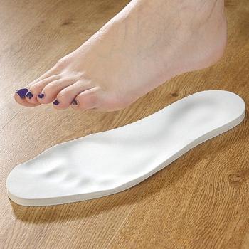 Фото - Универсальные стельки для обуви с памятью Здоровая стопа купить в киеве на подарок, цена, отзывы