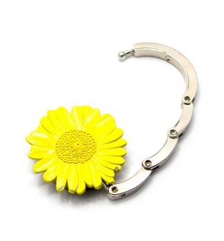 Фото - Вешалка для женской сумочки Цветок купить в киеве на подарок, цена, отзывы