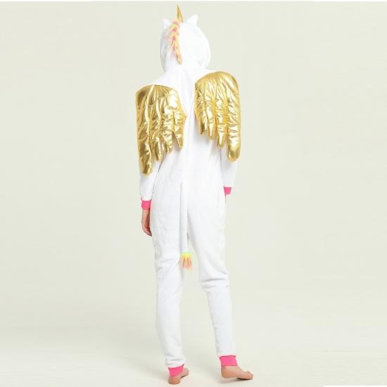 Кигуруми Единорог белый с крыльями M купить недорого в Киеве 5190c6ea89a9f