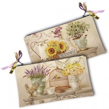 Фото - Косметичка-кошелек подсолнухи купить в киеве на подарок, цена, отзывы