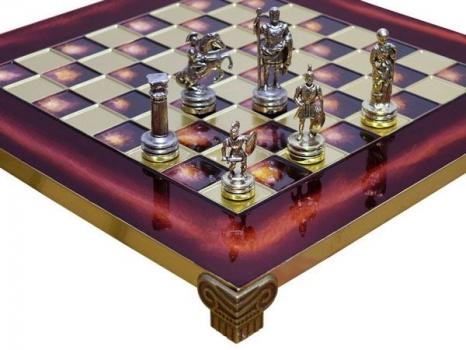 Фото - Шахматы Греческие Manopoulos купить в киеве на подарок, цена, отзывы