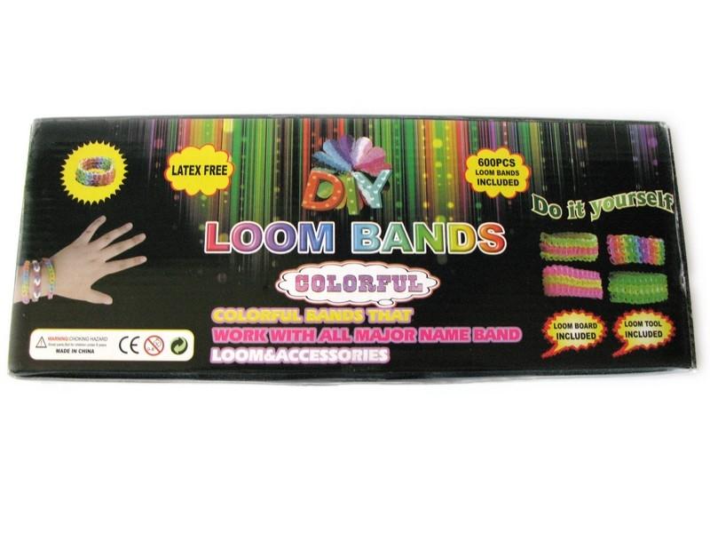 Фото - Набор для творчества Loom Bands купить в киеве на подарок, цена, отзывы