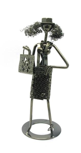 Фото - техно арт модница метал 22Х9,5Х9 см купить в киеве на подарок, цена, отзывы
