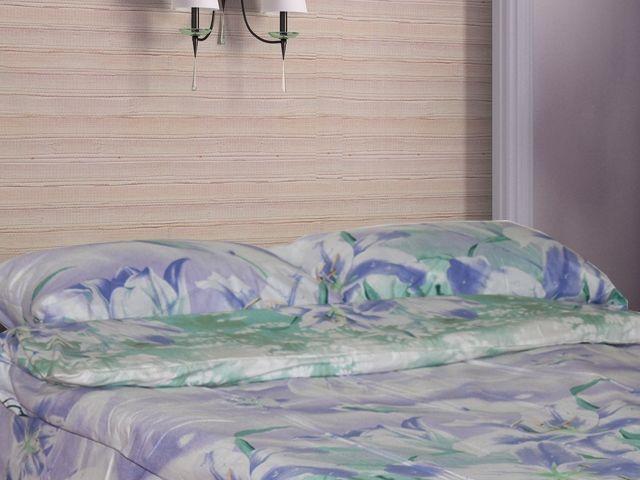 купить Постельное белье Солодкий сон двуспальный евро дизайн Лілея цена, отзывы