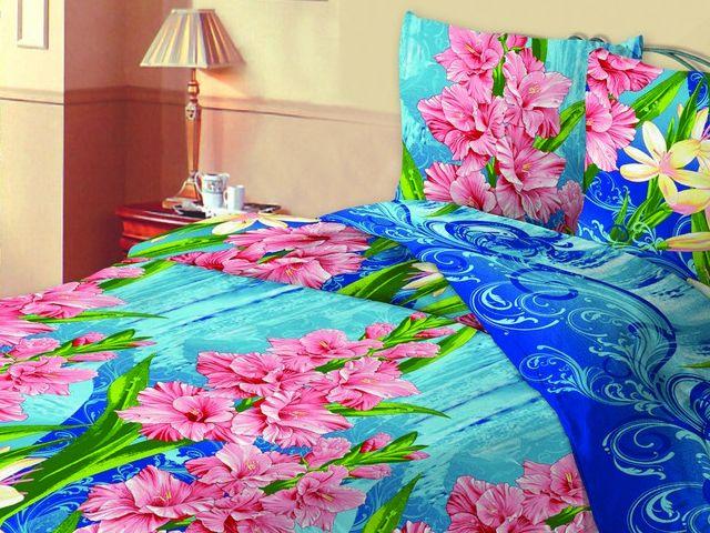 купить Постельное белье Зоряне сяйво, размер двуспальный евро дизайн Десанж цена, отзывы