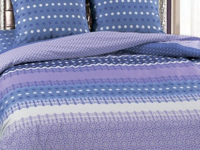 Фото - 157412 Постельное белье Зоряне сяйво двуспальный евро, дизайн Мазарини купить в киеве на подарок, цена, отзывы