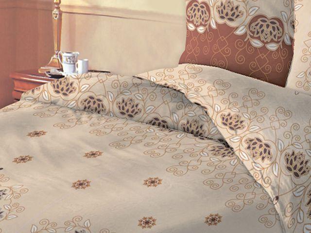 Фото - Постельное белье ТМ Солодкий сон двуспальный евро, рис. Арабика купить в киеве на подарок, цена, отзывы