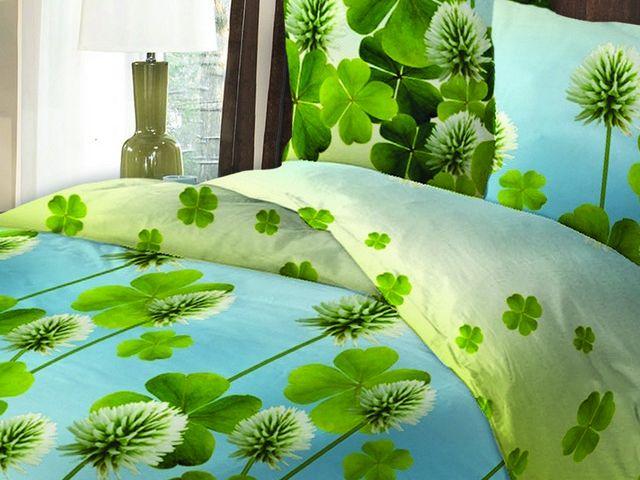 Фото - Постельное белье ТМ Солодкий сон двуспальный евро, рис. Моне купить в киеве на подарок, цена, отзывы