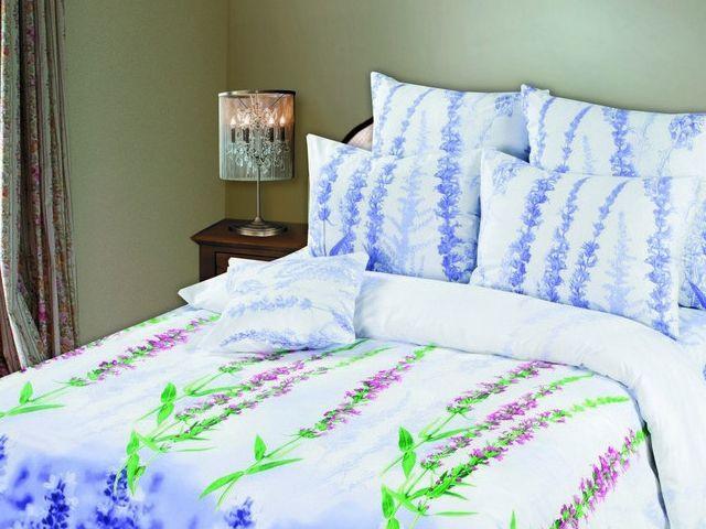 Фото - Постельное белье Зоряне сяйво, двуспальный евро, дизайн Люберон купить в киеве на подарок, цена, отзывы