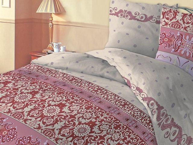 купить Постельное белье Зоряне сяйво двуспальный евро, дизайн Кармен цена, отзывы