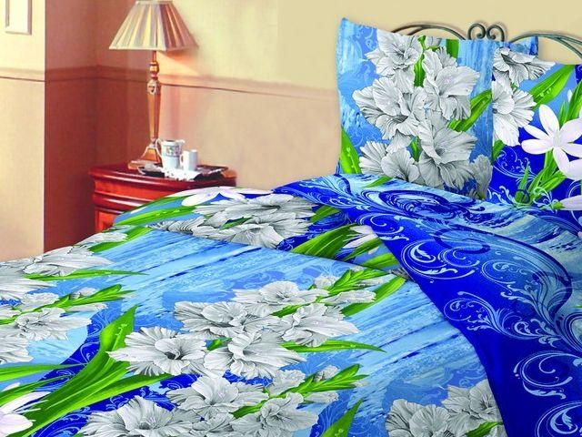 купить 310971 Постельное белье Зоряне сяйво двуспальный евро, дизайн Легенда цена, отзывы