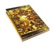 фото 1753  Блокнот Золотые Мысли цена, отзывы