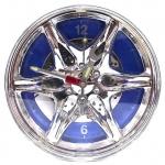 фото 4249  Часы-диск, диаметр 28 см цена, отзывы