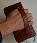 фото 1537  Кожаный клатч мужской ручной m013 цена, отзывы