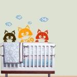 фото 5864  Наклейка Детская Three Kittens цена, отзывы
