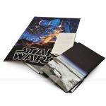 фото 6529  Блокнот Moleskine Star Wars средний нелинованные Черный цена, отзывы