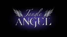 фото 8998  Расческа Tangle Angel Нежно розовый цена, отзывы
