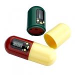 фото 2545  Контейнер для таблеток с таймером НАПОМИНАТЕЛЬ цена, отзывы