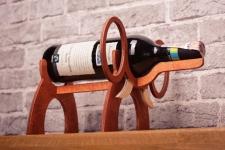 фото 8539  Подставка для бутылки в форме Слона цена, отзывы