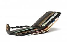 фото 11717  Кошелек Four Black цена, отзывы