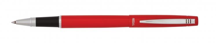 фото 10341  Набор ручек в подарочном футляре Селена красный цена, отзывы