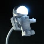 фото 13116  Светильник для ноутбука Космонавт  цена, отзывы
