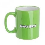 фото 4230  Чашка Angry Birds салатовая цена, отзывы