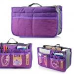 фото 8242  Органайзер Bag in bag maxi фиолетовый цена, отзывы