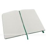 фото 6325  Блокнот Moleskine Classic средний Ячейка Зеленый цена, отзывы